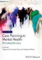 - Care Planning in Mental Health: Promoting Recovery - 9780470671863 - V9780470671863