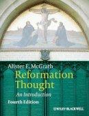 McGrath, Alister E. - Reformation Thought - 9780470672815 - V9780470672815