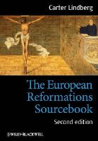 - The European Reformations Sourcebook - 9780470673287 - V9780470673287