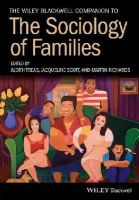 - The Wiley-Blackwell Companion to the Sociology of Families (Wiley Blackwell Companions to Sociology) - 9780470673539 - V9780470673539