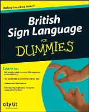 City Lit - British Sign Language For Dummies - 9780470694770 - V9780470694770