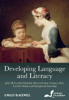 Carroll, Julia M.; Bowyer-Crane, Claudine; Duff, Fiona J.; Hulme, Charles; Snowling, Margaret J. - Developing Language and Literacy - 9780470711859 - V9780470711859