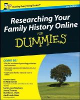 Newbery, Sarah; Barratt, Nick; Thomas, Jenny A.; Helm, Matthew L.; Helm, April Leigh - Researching Your Family History Online For Dummies - 9780470745359 - V9780470745359