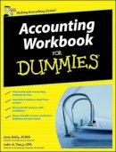 Kelly, Jane; Tracy, John A. - Accounting Workbook For Dummies - 9780470747162 - V9780470747162