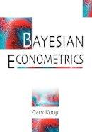 Koop, Gary - Bayesian Econometrics - 9780470845677 - V9780470845677