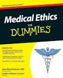 Runzheimer, Jane; Larsen, Linda Johnson - Medical Ethics For Dummies - 9780470878569 - V9780470878569