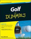 McCord, Gary - Golf For Dummies - 9780470882795 - V9780470882795