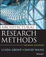 Wang, David; Groat, Linda N. - Architectural Research Methods - 9780470908556 - V9780470908556