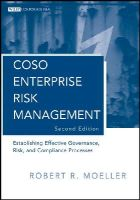 Moeller, Robert R. - COSO Enterprise Risk Management - 9780470912881 - V9780470912881
