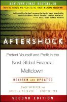 Wiedemer, David, Wiedemer, Robert A., Spitzer, Cindy S. - Aftershock: Protect Yourself and Profit in the Next Global Financial Meltdown - 9780470918142 - KOC0004852