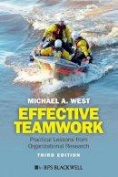 West, Michael A. - Effective Teamwork - 9780470974971 - V9780470974971