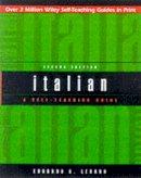 Lebano, Edoardo A. - Italian - 9780471359616 - V9780471359616