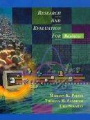 Pelosi, Marilyn K.; Sandifer, Theresa M.; Sekaran, Uma S. - Research and Evaluation for Business - 9780471390886 - V9780471390886