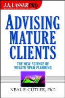 Cutler, Neal E. - Advising Mature Clients - 9780471414704 - KEX0257276