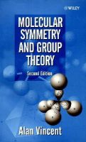 Vincent, Alan - Molecular Symmetry and Group Theory - 9780471489399 - V9780471489399
