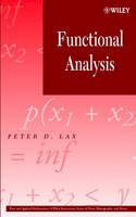 Lax, Peter D. - Functional Analysis - 9780471556046 - V9780471556046