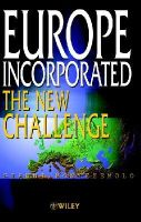 Montezemolo, Gianni - Europe Incorporated: The New Challenge - 9780471623885 - KHS0049856