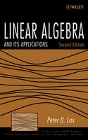 Lax, Peter D. - Linear Algebra and Its Applications - 9780471751564 - V9780471751564