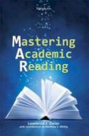 Zwier, Lawrence - Mastering Academic Reading - 9780472032235 - V9780472032235
