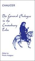 Chaucer, Geoffrey (Phyllis Hodgson, ed) - General Prologue to the Canterbury Tales (Survey of London) - 9780485610062 - KSG0020700