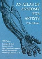 Schider, Fritz - An Atlas of Anatomy for Artists - 9780486202419 - V9780486202419