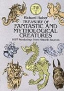 Huber, Richard - Treasury of Fantastic and Mythological Creatures - 9780486241746 - V9780486241746