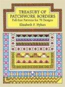Nyhan, Elizabeth - Treasury of Patchwork Borders (Dover Quilting) - 9780486261836 - V9780486261836