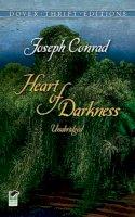 Conrad, Joseph - Heart of Darkness (Dover Thrift Editions) - 9780486264646 - V9780486264646