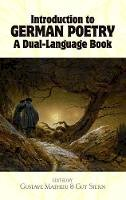 - Introduction to German Poetry: A Dual-Language Book (Dover Dual Language German) - 9780486267135 - V9780486267135