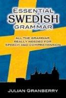 Granberry, Julian - Essential Swedish Grammar - 9780486269535 - V9780486269535