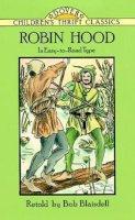 - Robin Hood (Dover Children's Thrift Classics) - 9780486275734 - KEX0250171