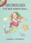 Steadman, Barbara - Mermaid Sticker Paper Doll - 9780486282664 - V9780486282664