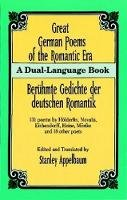 - Great German Poems of the Romantic Era: A Dual-Language Book (Dover Dual Language German) - 9780486284972 - V9780486284972