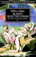 William Blake - Blake's Selected Poems (Dover Thrift Editions) - 9780486285177 - V9780486285177