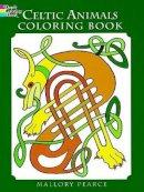 Mallory Pearce - CELTIC ANIMALS COLOURING BOOK - 9780486297293 - V9780486297293