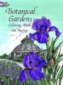 Barlowe, Dot - Botanical Gardens Coloring Book - 9780486298580 - V9780486298580