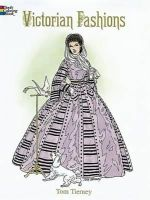 Tierney, Tom - Victorian Fashions Coloring Book - 9780486299174 - V9780486299174
