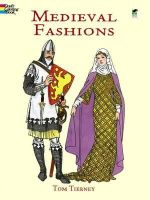Tierney, Tom - Medieval Fashions Coloring Book - 9780486401447 - V9780486401447