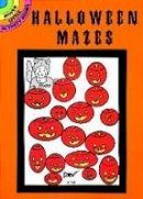 Suzanne Ross - Halloween Mazes (Dover Little Activity Books) - 9780486402086 - KTG0016338
