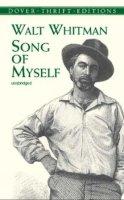 Whitman, Walter - Song of Myself - 9780486414102 - V9780486414102