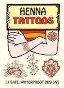Pomaska, Anna - Henna Tattoos - 9780486416465 - V9780486416465