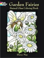 May, Darcy - Garden Fairies - Stained Glass Coloring Book - 9780486423883 - KEX0216689