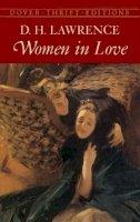 D. H. Lawrence - Women in Love - 9780486424583 - KDK0015101