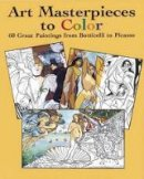 Noble, Marty - Art Masterpieces to Colour - 9780486433813 - V9780486433813