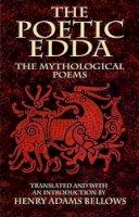 - The Poetic Edda - 9780486437101 - V9780486437101