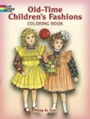 Sun, Ming-Ju - Old-Time Children's Fashions Coloring Book - 9780486444840 - V9780486444840