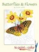 Soffer, Ruth - Butterflies and Flowers to Paint or Color - 9780486444963 - V9780486444963