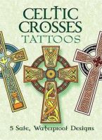 Marty Noble - Celtic Crosses Tattoos - 9780486452081 - KRS0003193