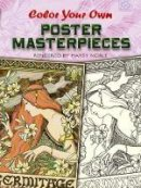 Noble, Marty - Color Your Own Poster Masterpieces - 9780486456805 - V9780486456805