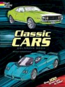 LaFontaine, Bruce - Classic Cars Coloring Book - 9780486460673 - V9780486460673